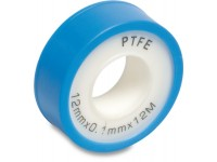 Mega Afdichtingtape PTFE 12 mm wit 10m