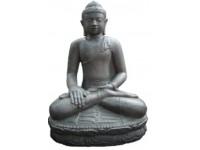 Budha zittend relax 55x44x80