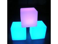cube 15 cm speaker-light