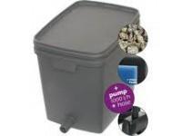 Filterbox 4000l + pomp