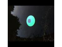 floating speaker light