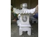 Garden lamp model 1