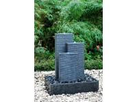 Hollow Fountain Mumur Black. Formaat: 80x60x100
