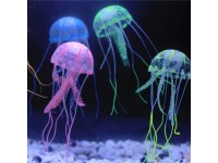 "JELLY FISH XL ""BLAUW"