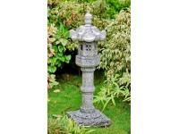 Kasuga Lantern Grey 90cm