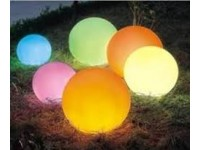 light solar ball 20 cm