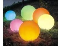 light solar ball 25 cm