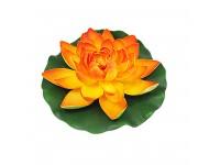 Lotus Foam Orange 17 cm