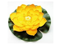 Lotus Foam Yellow 17 cm