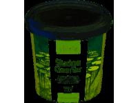 Natuurlijke vijverstofzuiger 1l Sludge cleaner