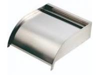 "NEVADA 30 - Waterval - Inox 304, inkl. aansluiting 1"" - H13 x 30 x 33 cm"
