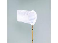 PondNets - schepnet met bamboesteel, grofmazig wit - L150 cm