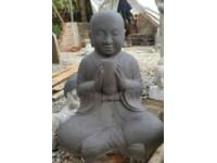 Sitting Monk pot  45*30*60