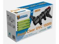 SUPERFISH PONDCLEAR UVC 18W/15.000L