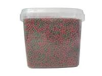 Vijverkoi-voer 1,2 liter 3 mm
