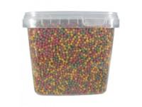 Vijverkorrels 1,2 liter 3 mm